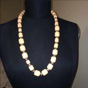 J Crew beaded necklace